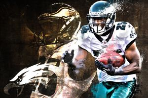 LeSean McCoy Wallpaper by Bigz95