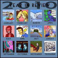 2010: In Review by glassonion14