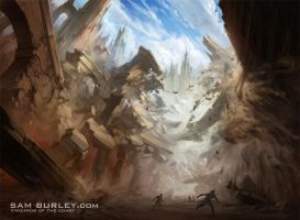 MTG: Structural Collapse by samburley