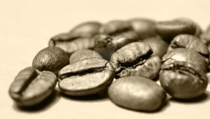 Coffee beans by Randal01