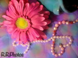 Pearls and Flowers by BokehSmile