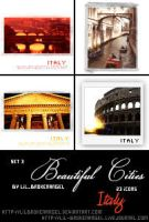 Icons - BeautifulCities Italy by lilbrokenangel