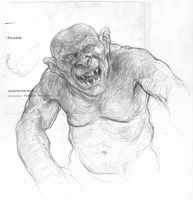 Azog by TurnerMohan