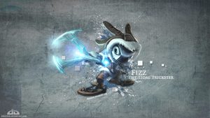 LoL - Tundra Fizz Wallpaper by xRazerxD