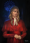 Character Design: Benevelle by 4steex
