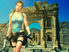 Lara Croft by SallibyG-Ray
