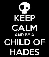 Be A Child Of Hades by mykklaw