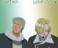 Marimo And Love-Cook by muslu