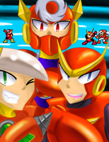 3 Hawt Bots for the Price of One =u= by Sonicbandicoot