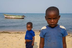 kids of lake malawi by ClaraMalaussene