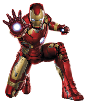 AVENGERS age of Ultron : Iron Man by steeven7620