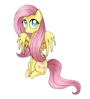 Fluttershy by JellieLucy