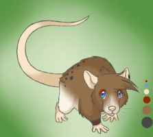 Are you man or a mouse by The-Chibster