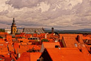 rooftops by Mittelfranke