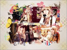 Taylor Swift Wallpaper LOVE by Ignaciossg