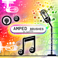 AMPED brush set by Ls777
