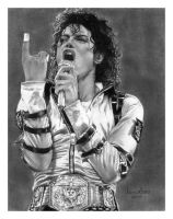 King of Pop by kleone4u