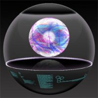 Energy Orb by Chicuelo