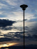 Lamp post V by MLep