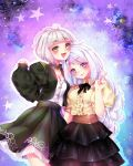 [+Speedpaint] Asami and Airi by Emphasis-Lest