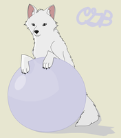 My ball is pretty by CTB-36