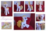 Surprise Plushie [FOR SALE ] by lfraysse