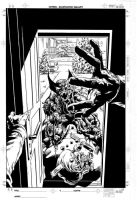 My First Zombie Cover...Pencil by MikeDeodatoJr