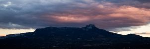 2014-1-12: Butte by indybird