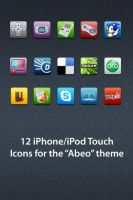 Abeo Theme Icon Pack by acidcloud
