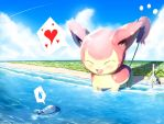 Wailord's Sex and the Skitty by Hellknight10