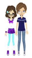 Pupe Cuties by Shadow-People