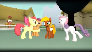 The beginning of new friendships (3/4) by TBWinger92