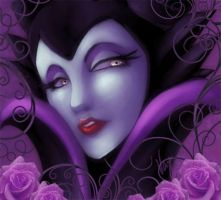 Maleficient by Vay-demona