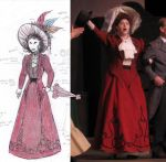 Dolly Costume from Hello Dolly by Justenjoyinglife