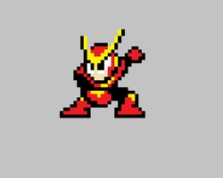 Quickman sprite by agarios96