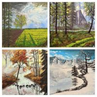 Seasons Cycle by weinrot93