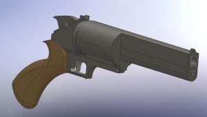 Colt tauro by ZiWeS