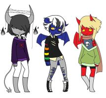 Demon guy adoptables [CLOSED] by Otakuloverx100