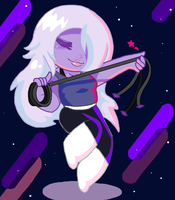 Amethyst: Steven Universe by CamilaCaramel
