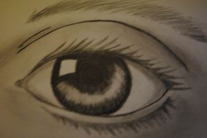 Simple eye by Zuzu1230