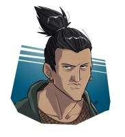 Shikamaru by MPdigitalART