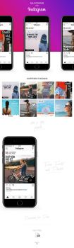 FREE 8 Sale Designs for Instagram by MarinaD