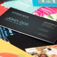 CPDDdesigns Business Card Mockup 1 by CPDigitalDarkroom