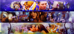 Beauty and The Beast by bxromance