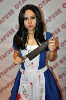Alice Madness Returns to Otafuse 2012 by jnalye