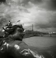 sketches from Paris IV... by Kaarmen