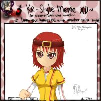 CR Mission: style meme by pin9yuu