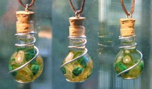 Magic Vial - Fortune by Izile