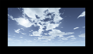 Sky 2 - HDRI + Skydome by just-Nate