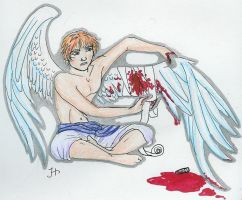 Gunning Down Angels by Sevester